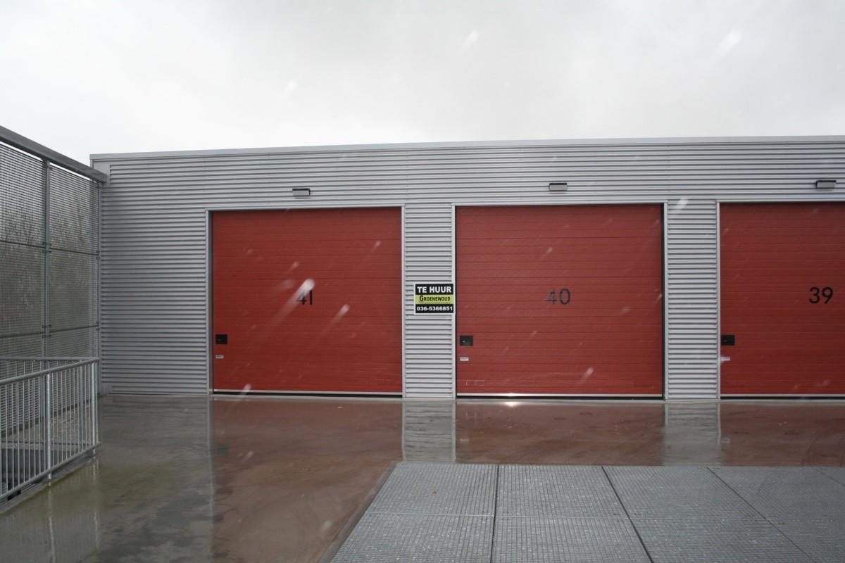 Garage Huren Almere : Bedrijfsruimte te huur xenonstraat box 40 1300aa almere