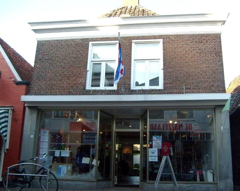 Bedrijfsruimte Franeker Dijkstraat 50