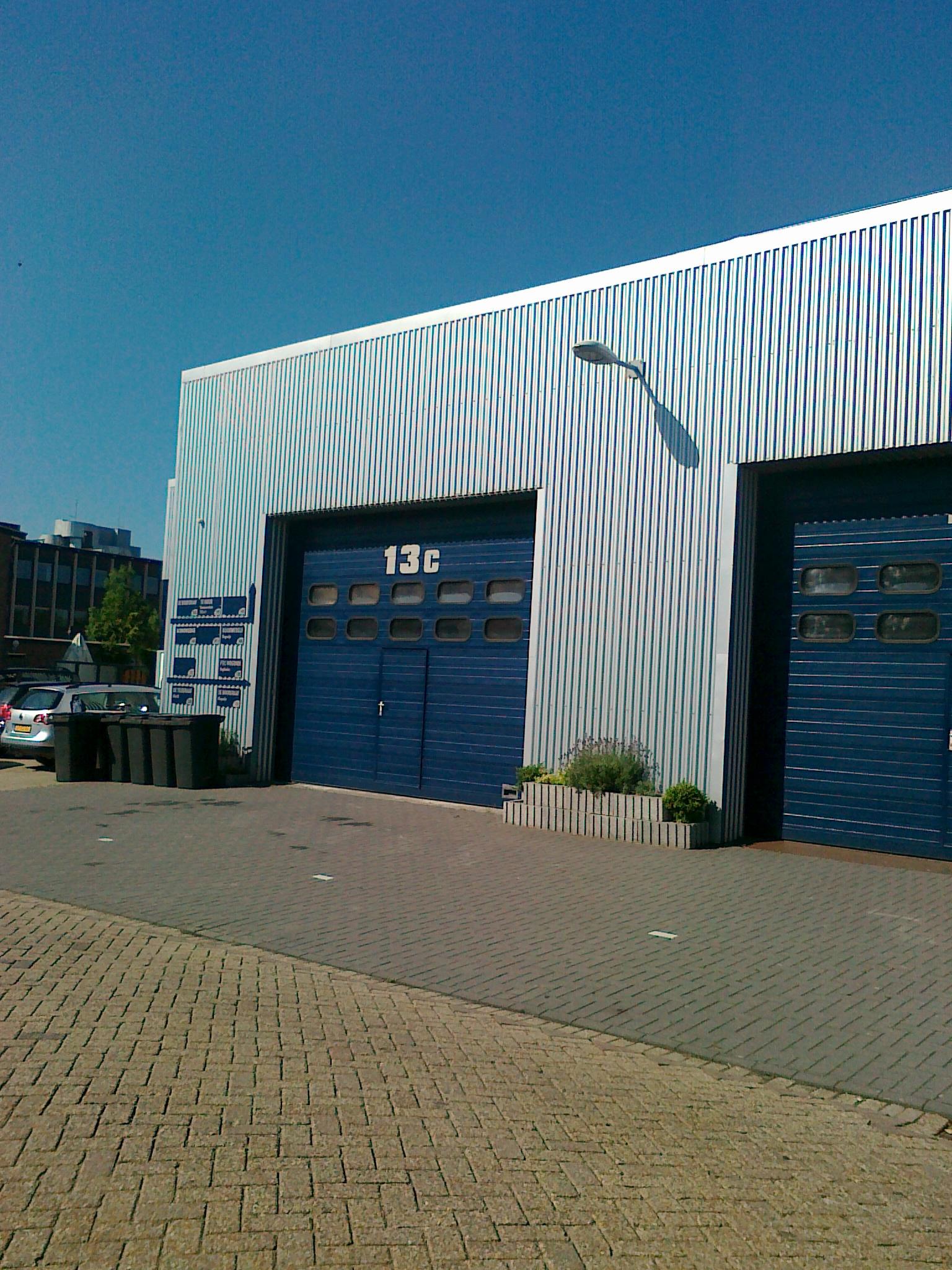 Bedrijfsruimte Goes Dr.A.F.Philipsstraat 13c