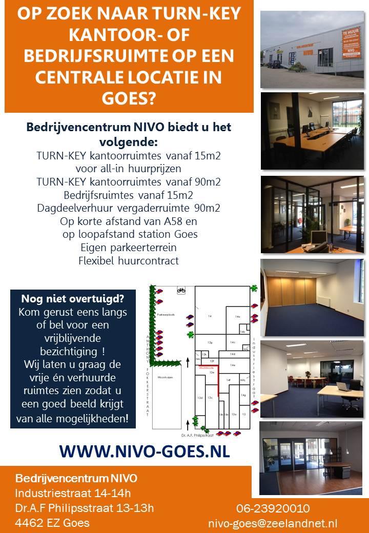 Bedrijfsruimte goes Industriestraat14-14g         Dr A.F.Philipsstraat 13-13h