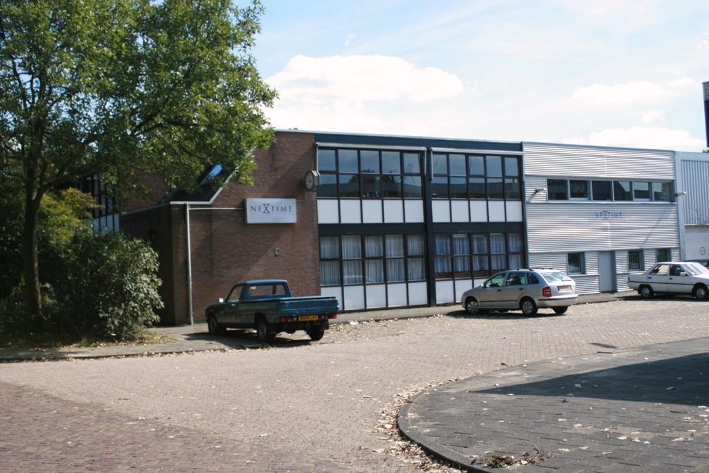 Bedrijfsruimte Haarlem Munterslaan, hoek Grijpensteinweg 4