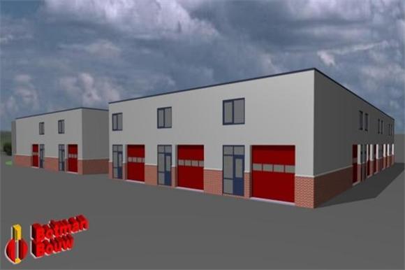 Bedrijfsruimte Alkmaar Kitmanstraat 1M