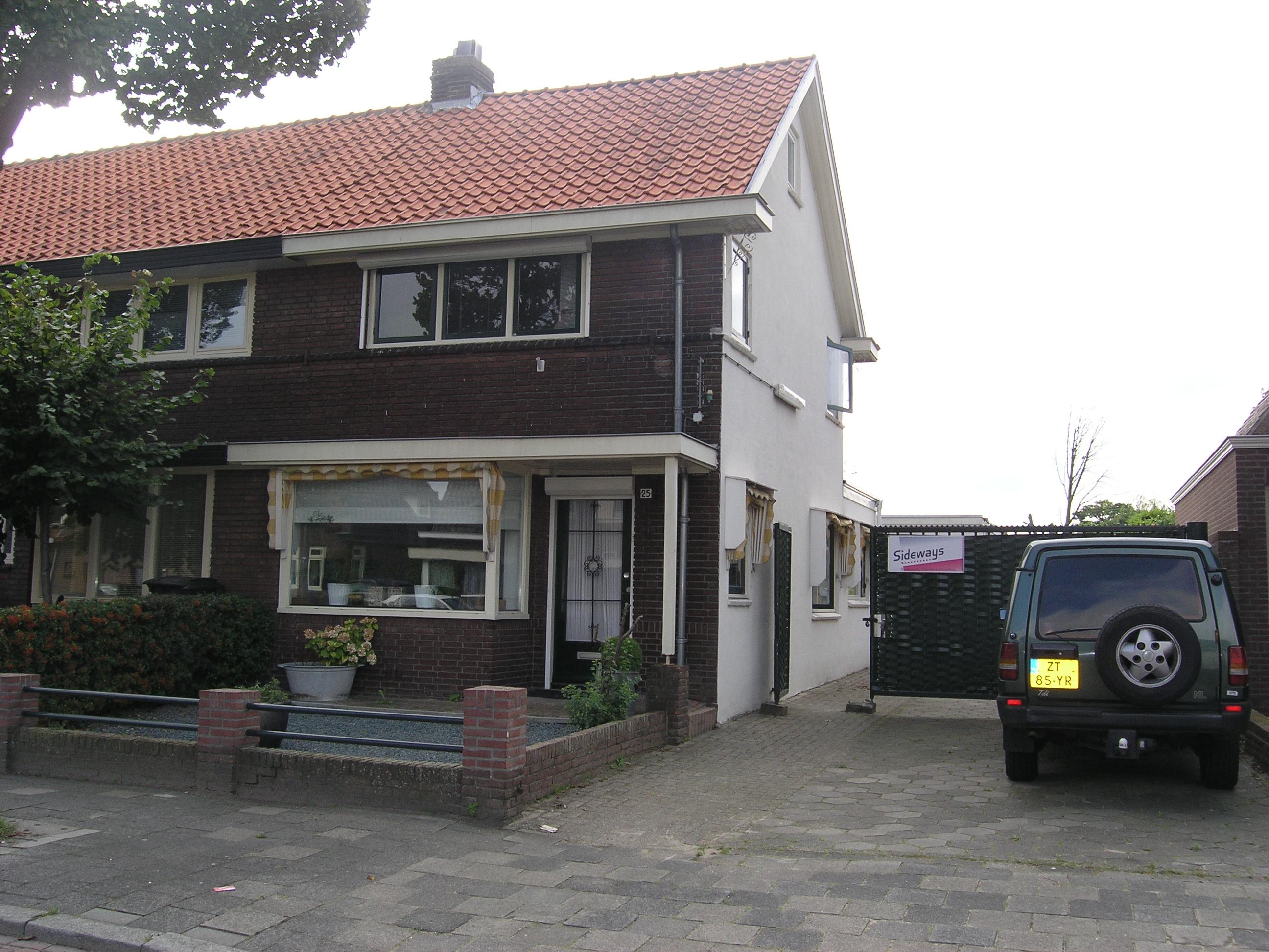 Bedrijfsruimte Den Bosch Oude Vlijmenseweg 23a + 25