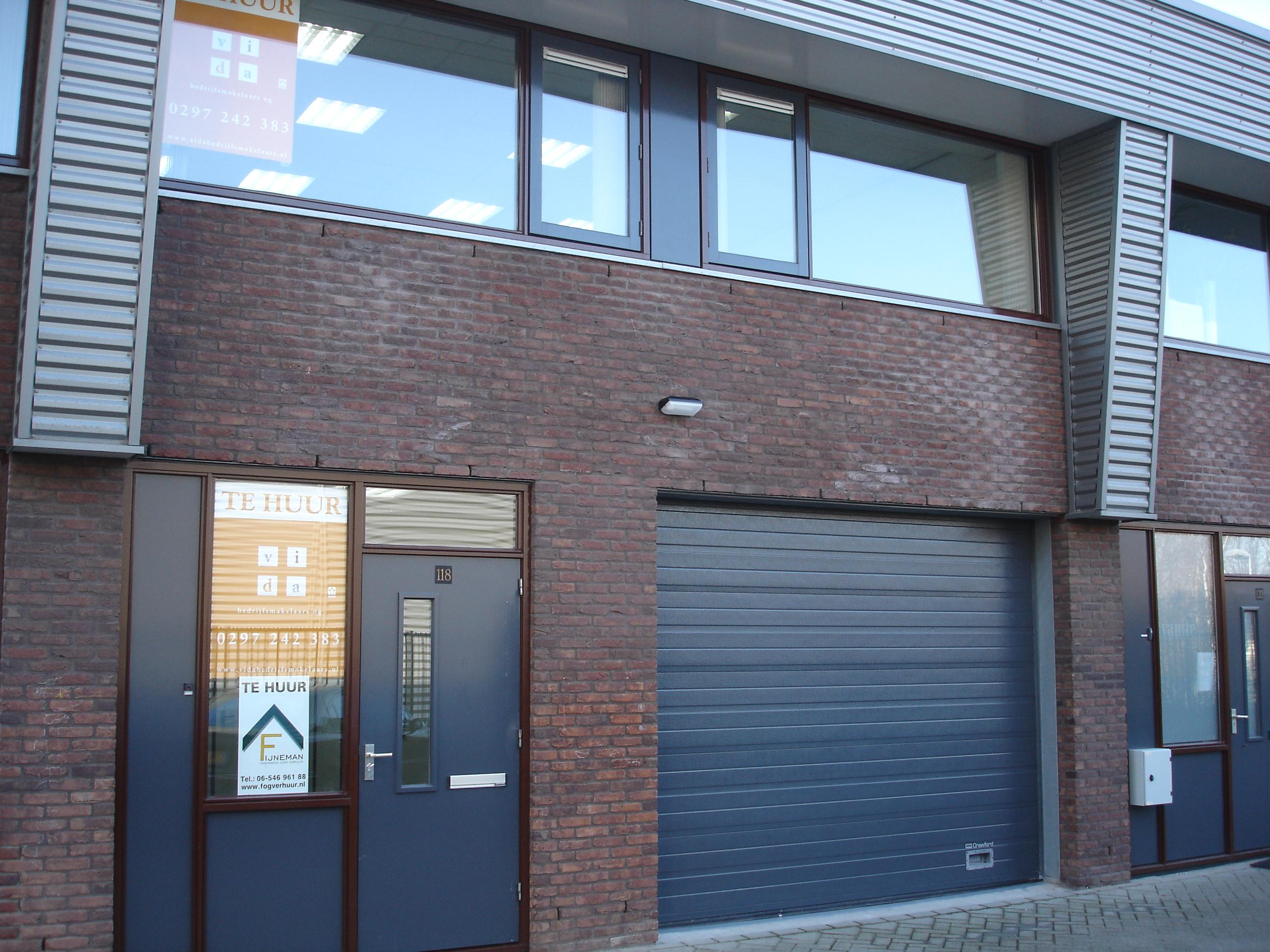 Bedrijfsruimte Nieuw-Vennep Lireweg 118