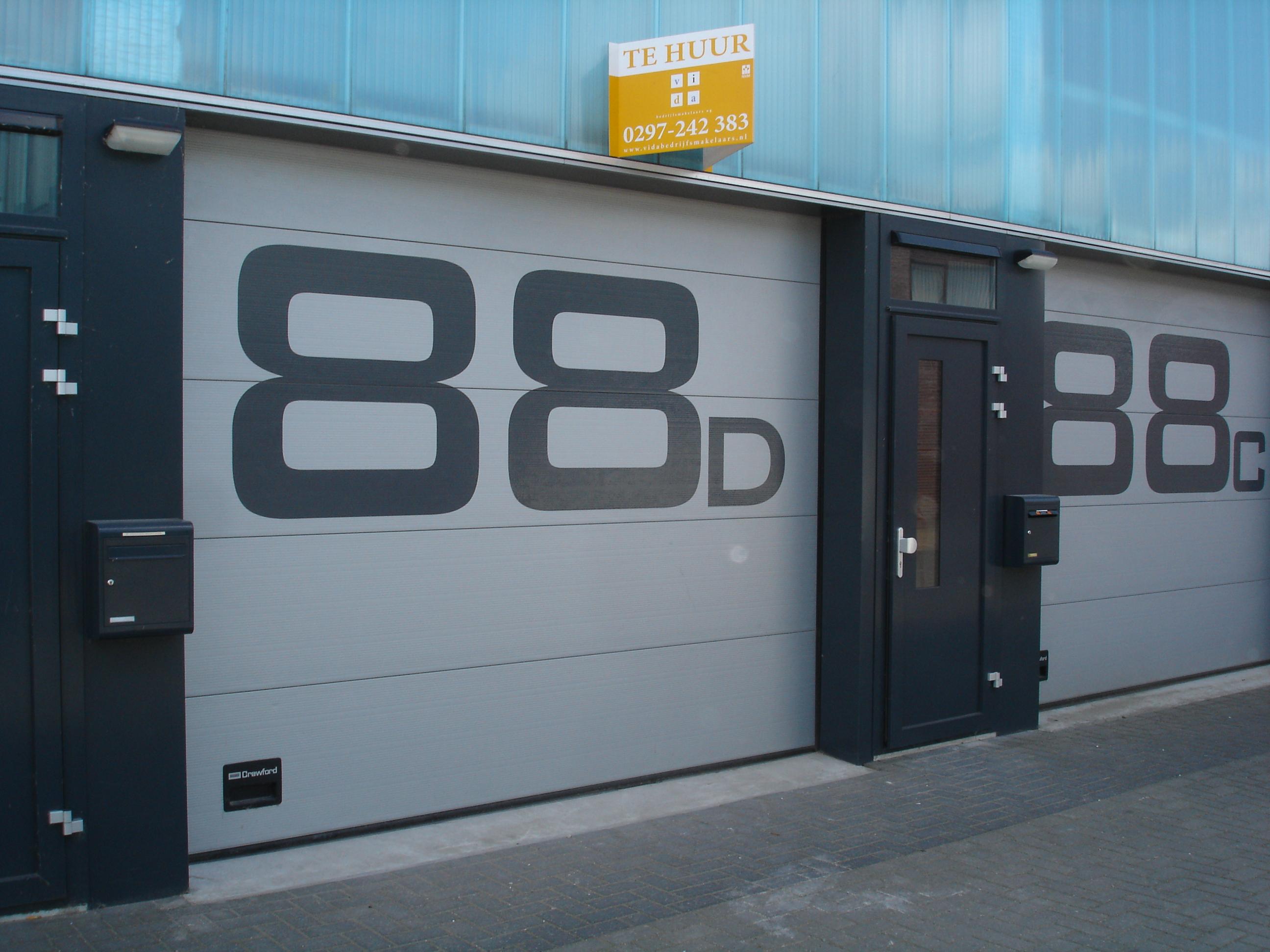 Bedrijfsruimte Mijdrecht Constructieweg 88D