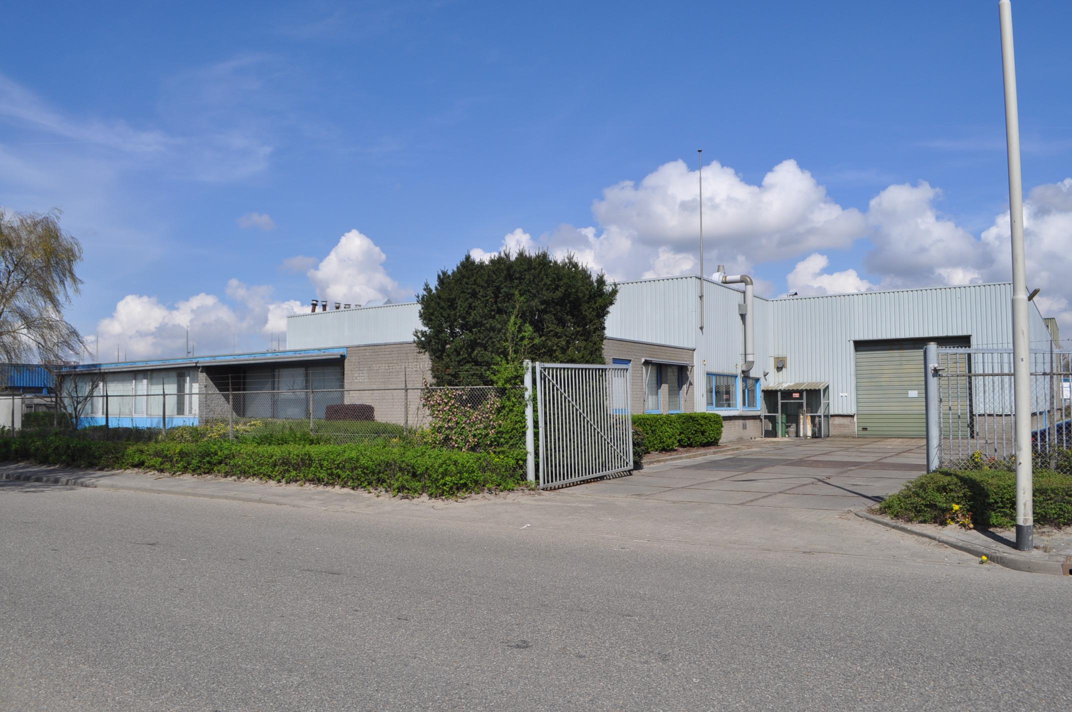 Bedrijfsruimte Bergen op Zoom Vierlinghweg 32