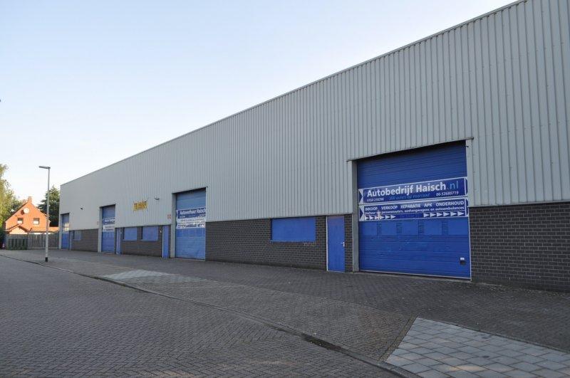 Bedrijfsruimte Bergen op Zoom De Linie 40
