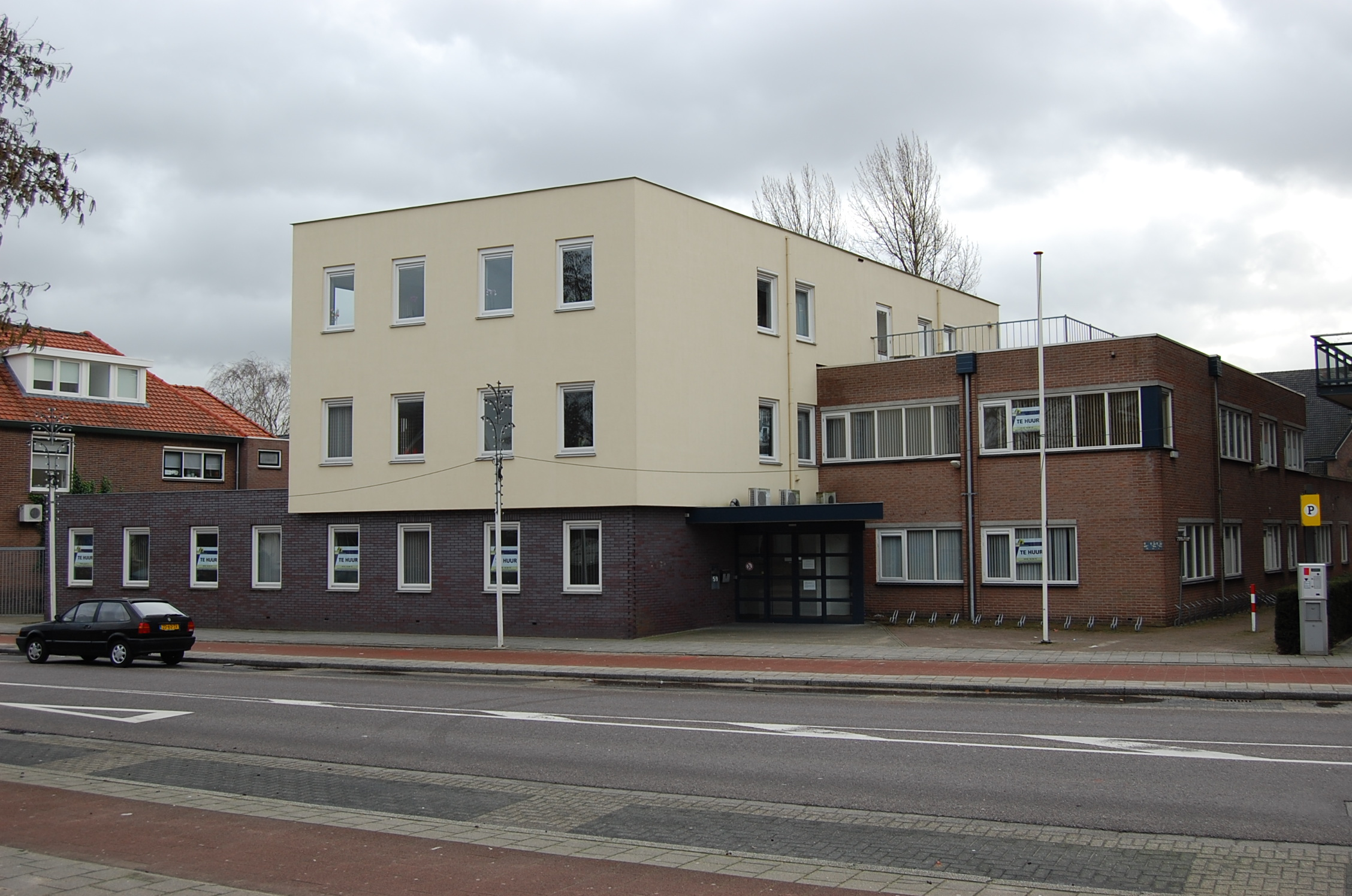 Kantoorruimte Veenendaal Zandstraat 59