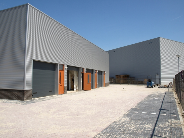 Bedrijfsruimte Dordrecht Aventurijn 12
