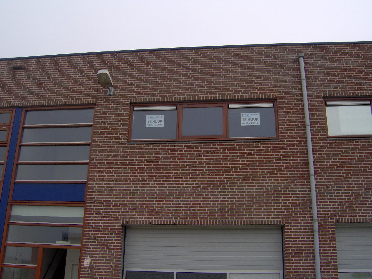 Bedrijfsruimte Zevenbergen Campagneweg 11J