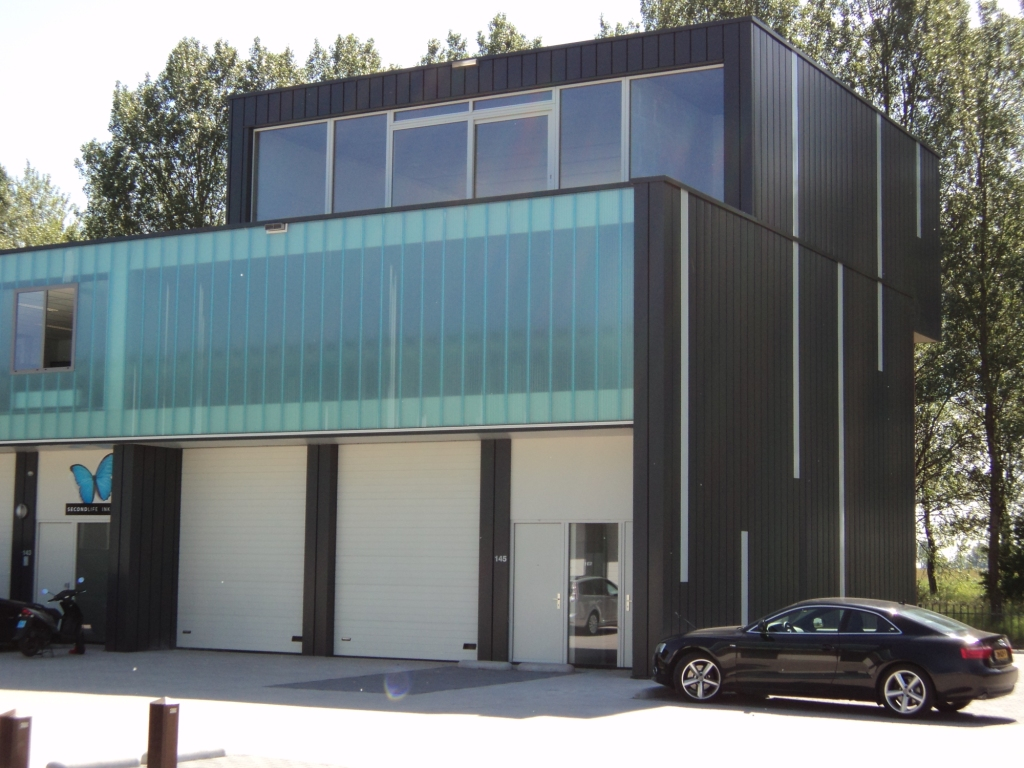 Bedrijfsruimte Nieuw-Vennep Pesetaweg 97