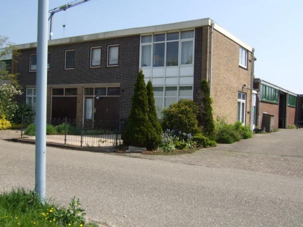 Bedrijfsruimte Hoofddorp Bijlmermeerstraat 1-3