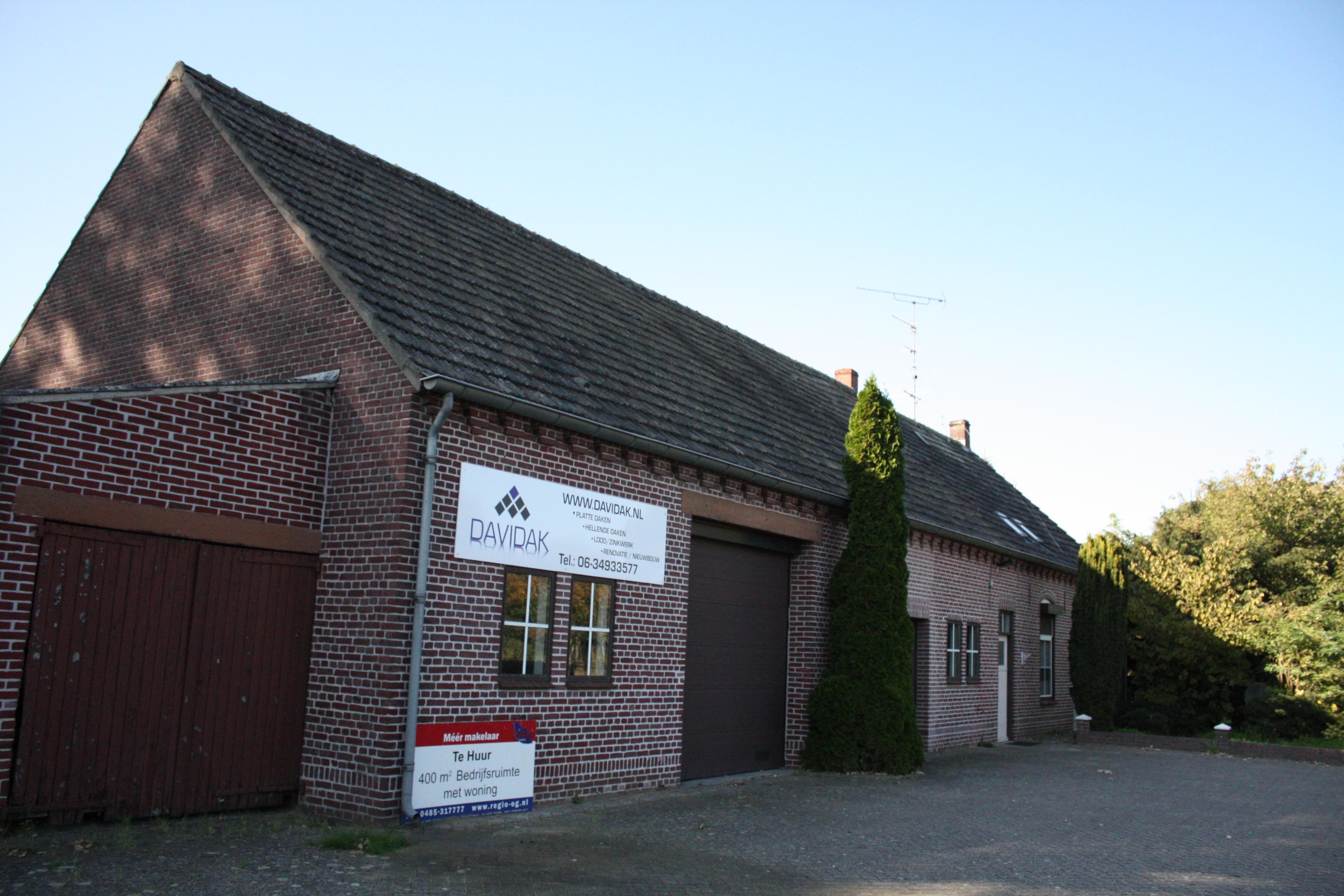 Bedrijfsruimte Boxmeer stationsweg 11
