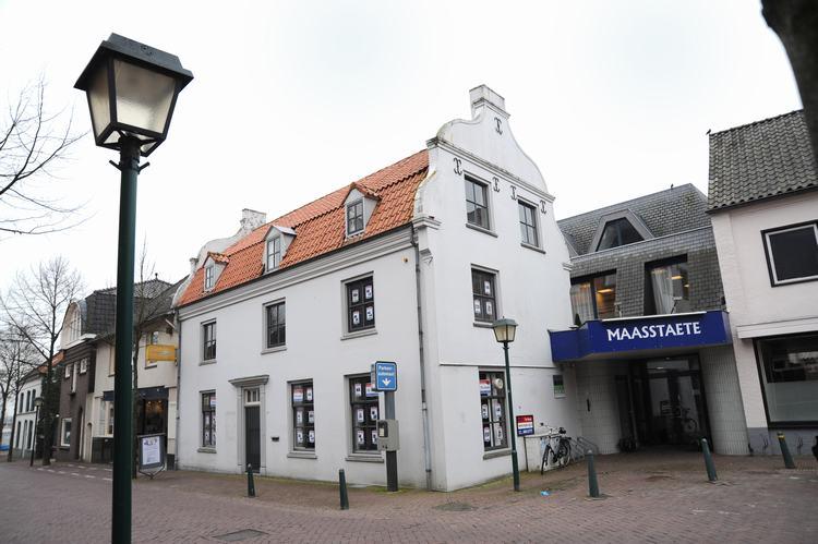 Bedrijfsruimte Cuijk Maasstraat 8