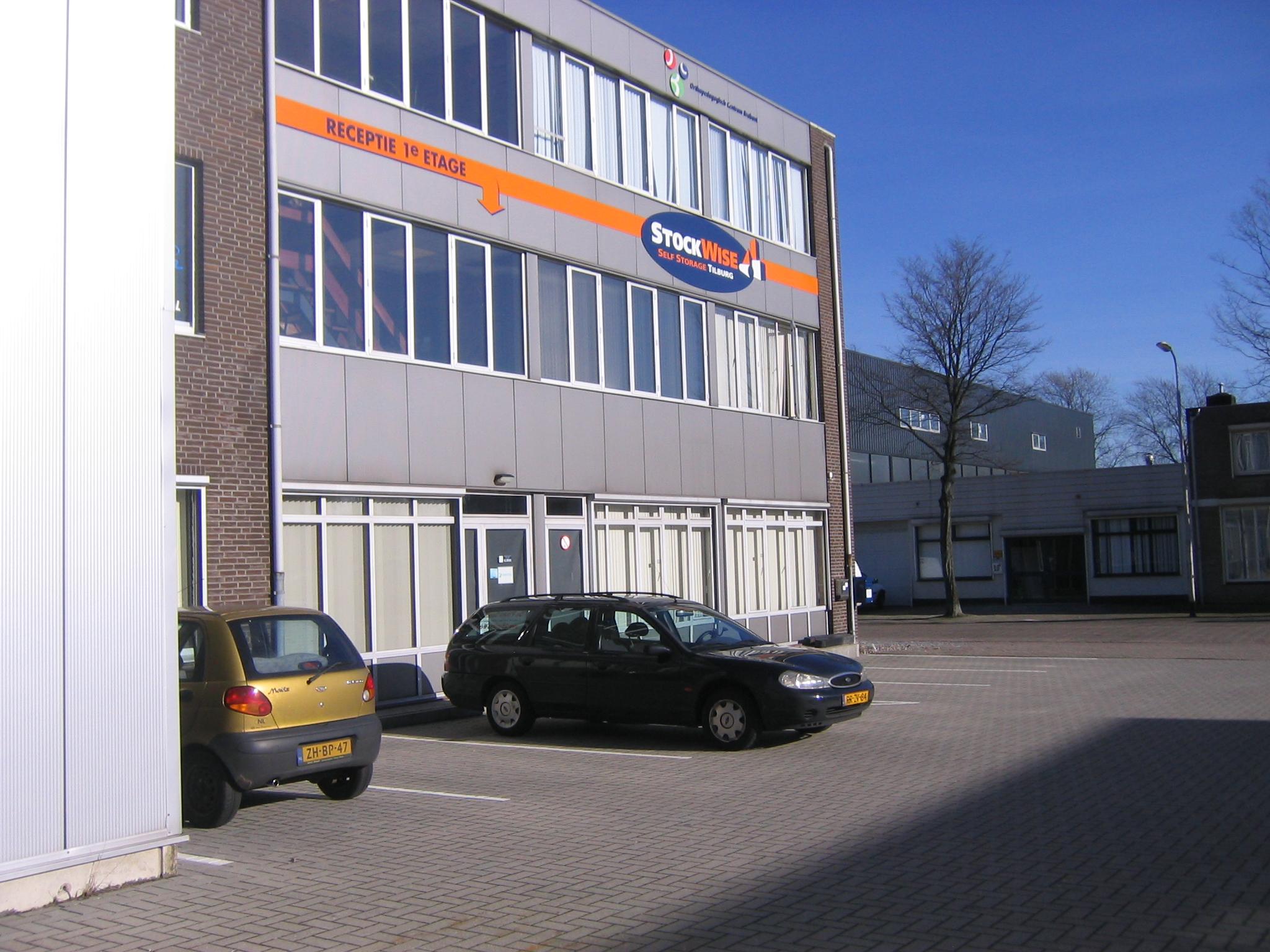 Kantoorruimte Tilburg Kapitein Rondairestraat 3