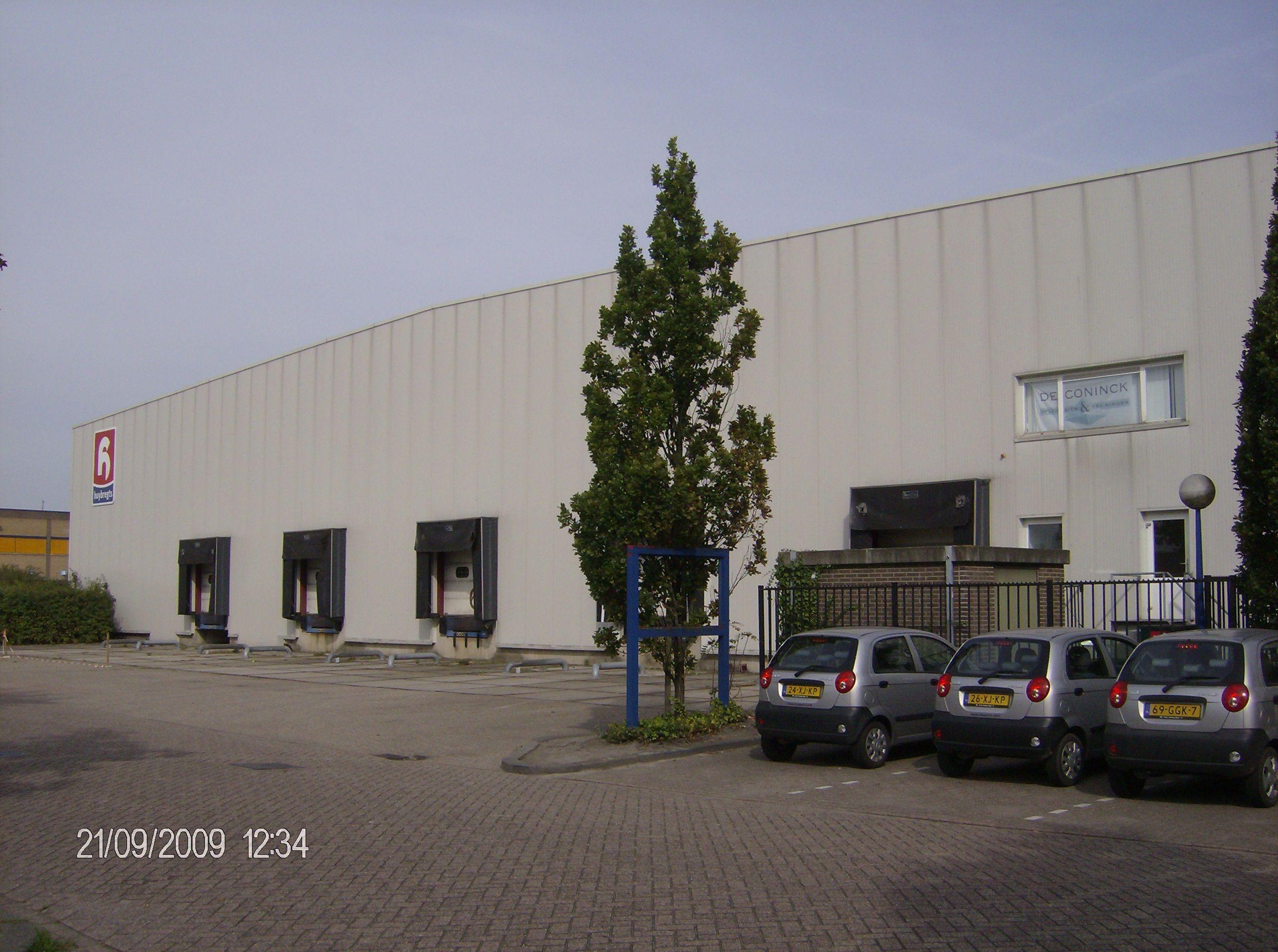 Bedrijfsruimte Tilburg Boogschutterstraat 7