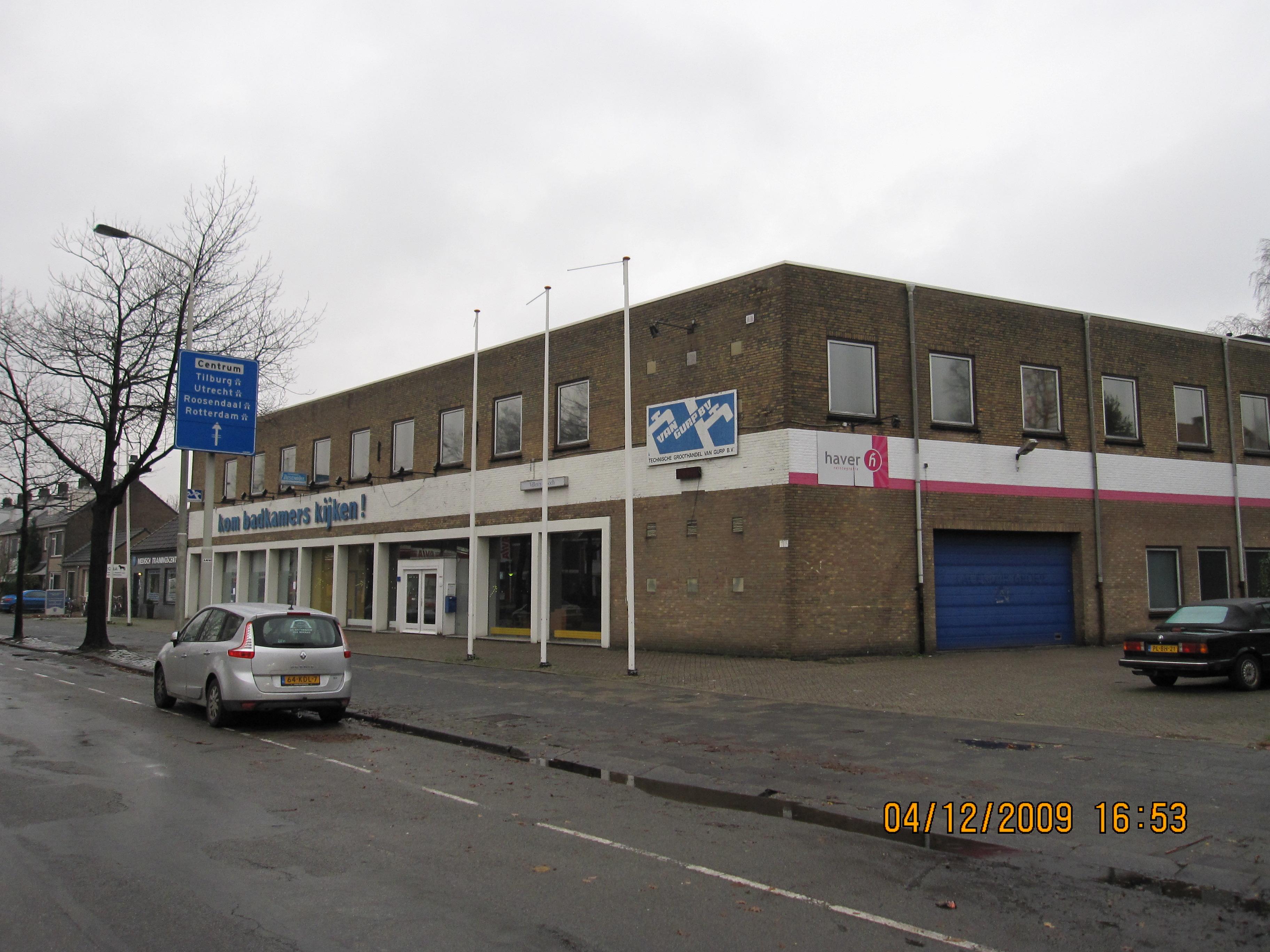 Bedrijfsruimte Breda Allerheiligenweg 85