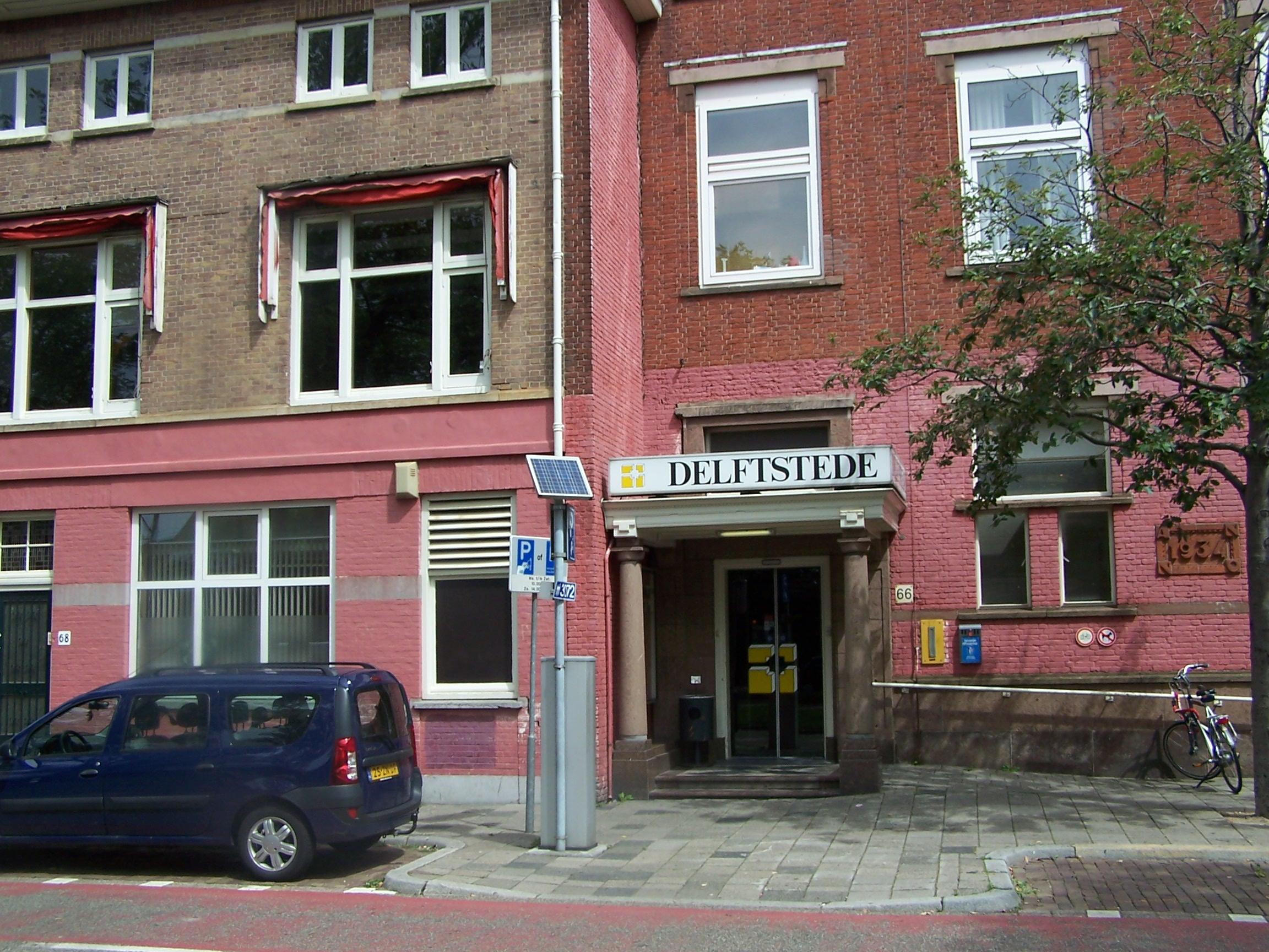 Bedrijfsruimte Delft Phoenixstraat 66