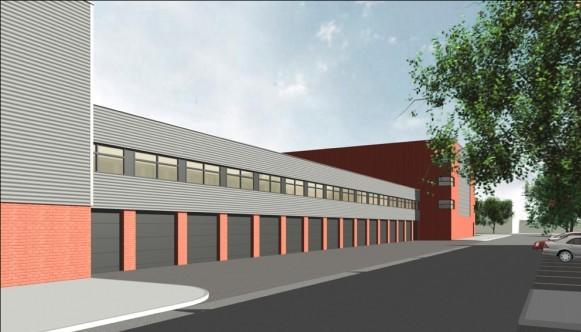 Winkelruimte Alkmaar Enthovenstraat 2