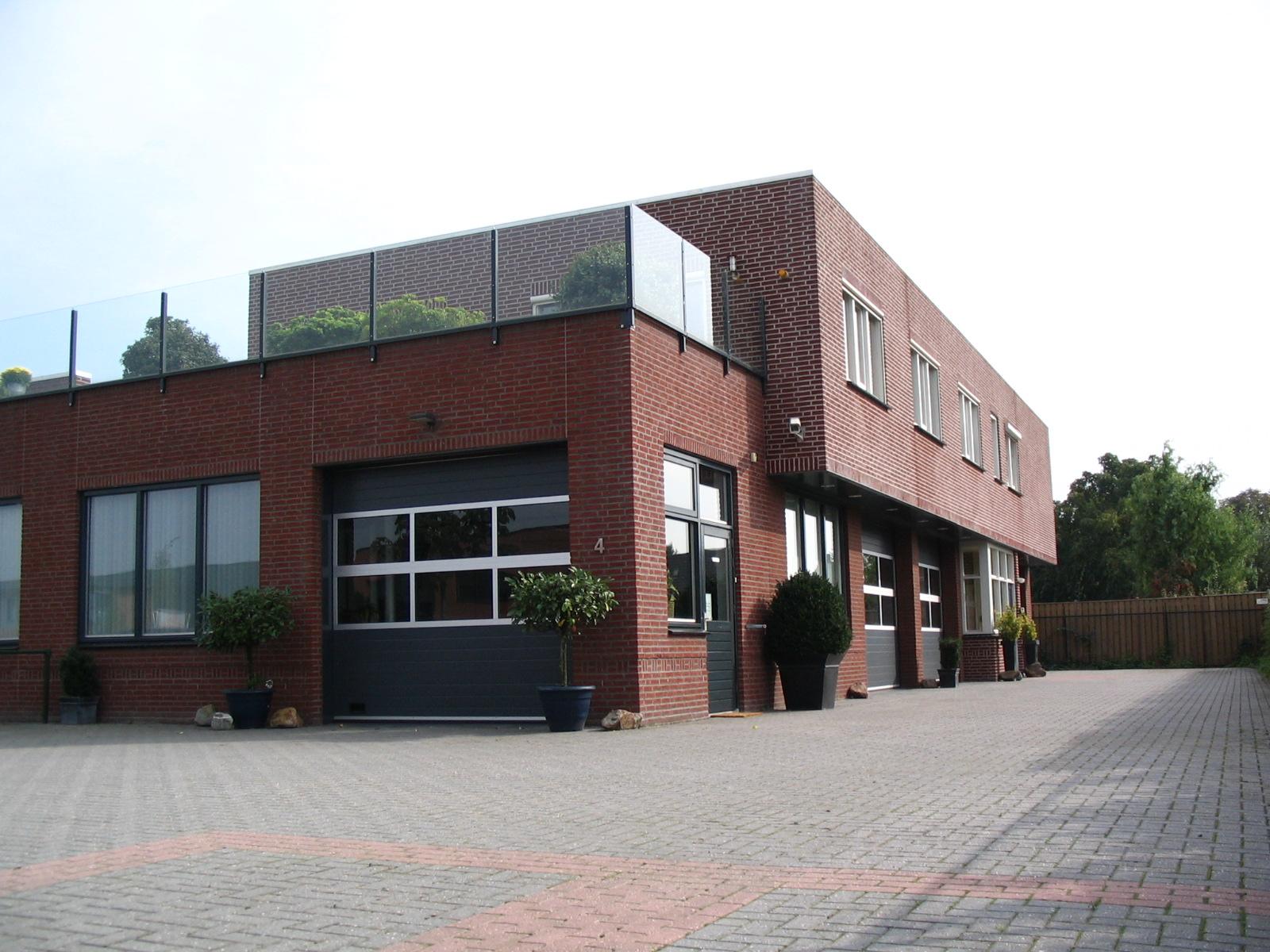 Bedrijfsruimte Sint-Oedenrode Alfred Nobelstraat 4 en 4a