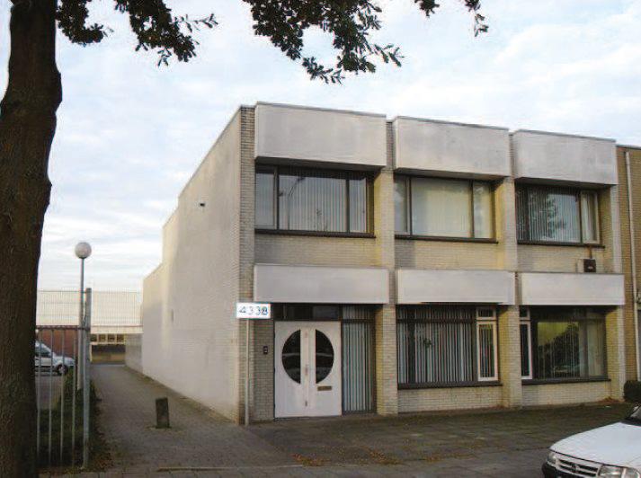Bedrijfsruimte Eindhoven Fransebaan 606