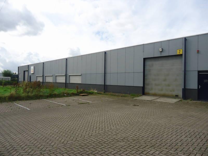Bedrijfsruimte Schiedam Fokkerstraat 496 a-b