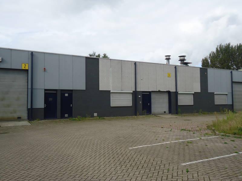 Bedrijfsruimte Schiedam Fokkerstraat 496 c/d