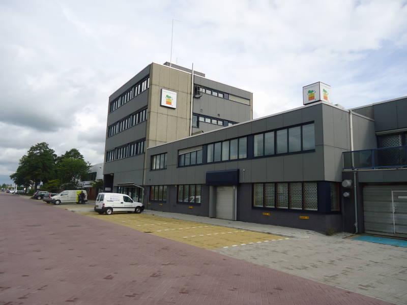 Bedrijfsruimte Schiedam Fokkerstraat 503