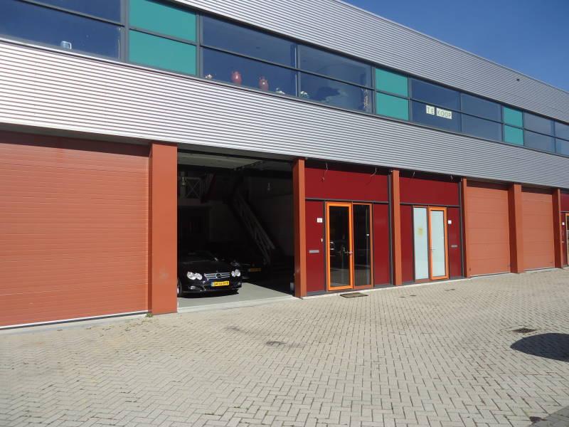 Bedrijfsruimte Schiedam Admiraal de Ruyterstraat 16G