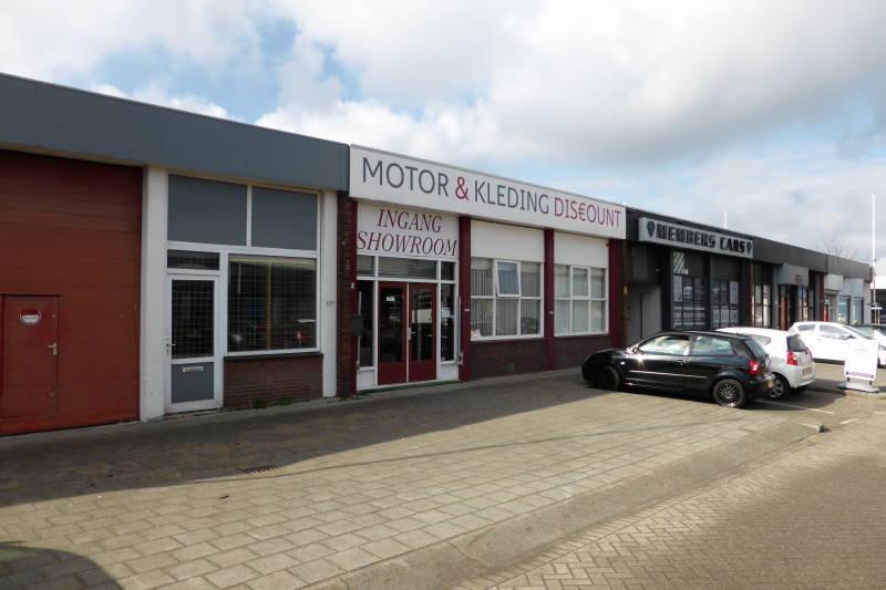 Bedrijfsruimte Schiedam Strickledeweg 107