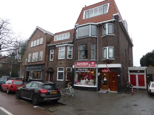 Winkelruimte Rotterdam Straatweg 35
