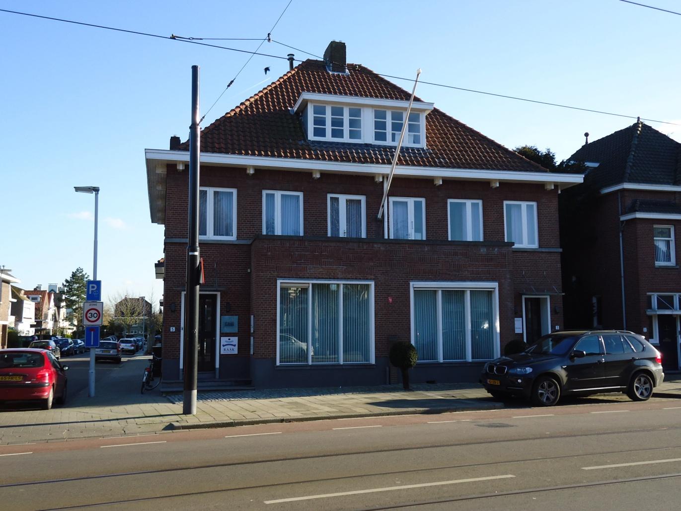 Kantoorruimte Rotterdam Bergse Dorpsstraat 3-5