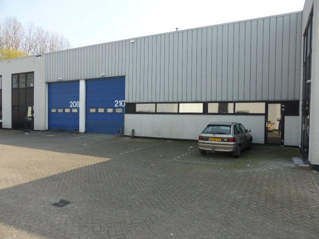 Bedrijfsruimte Rotterdam Innsbruckweg 210