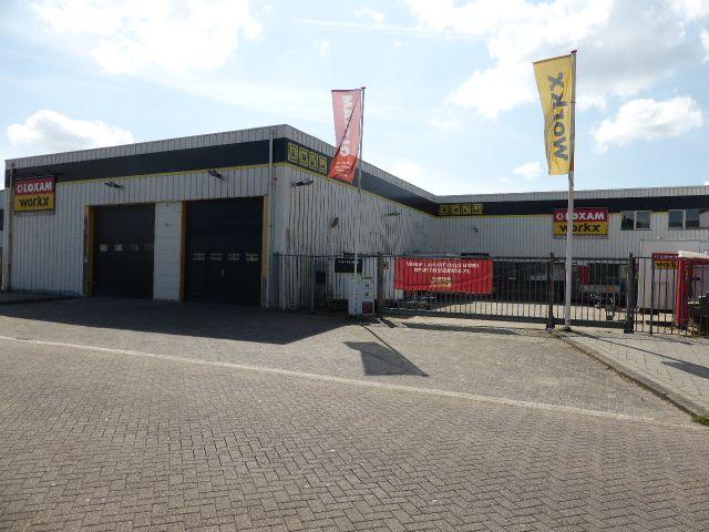 Bedrijfsruimte Rotterdam Schuttevaerweg 14
