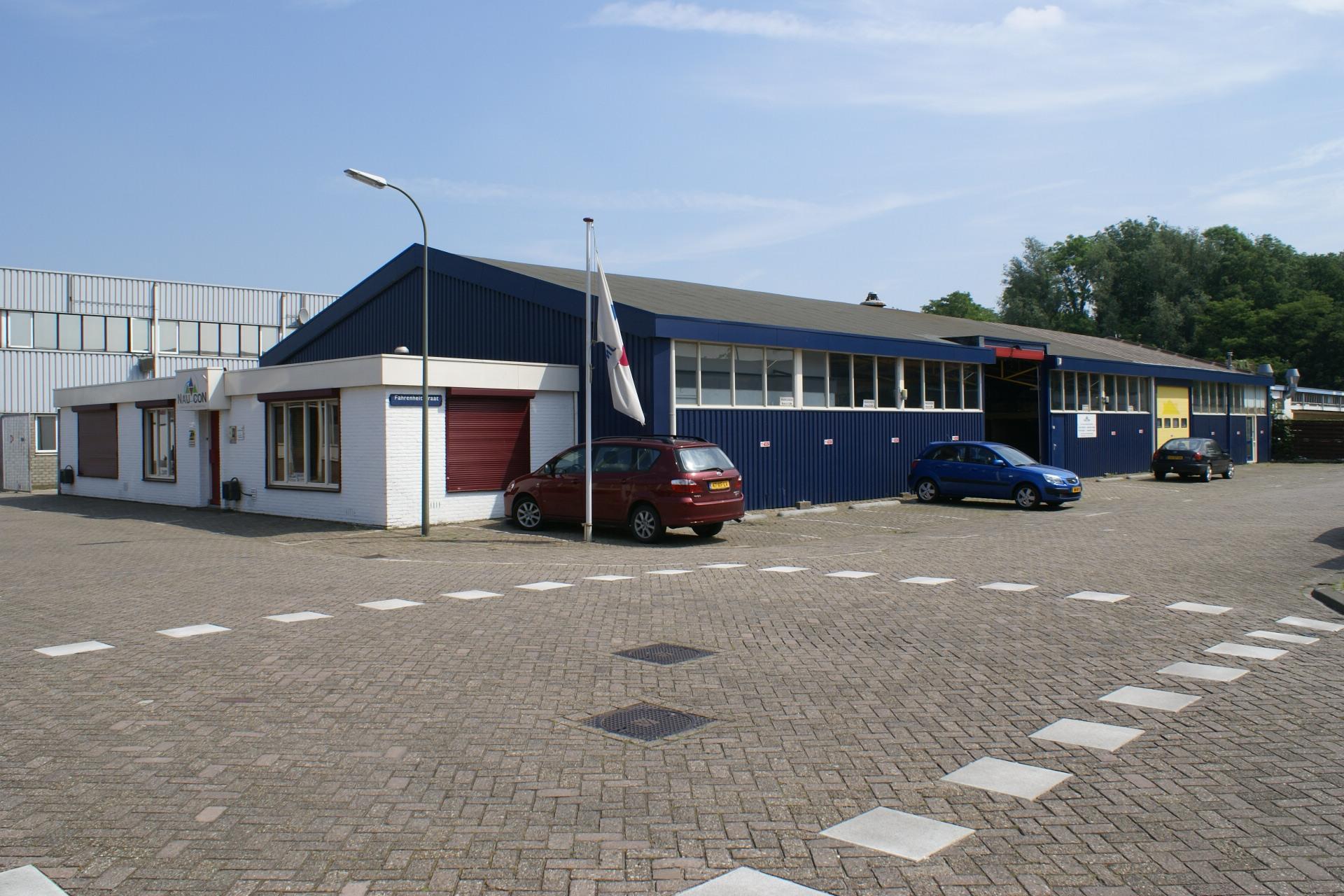 Bedrijfsruimte Dordrecht Réaumurstraat 4