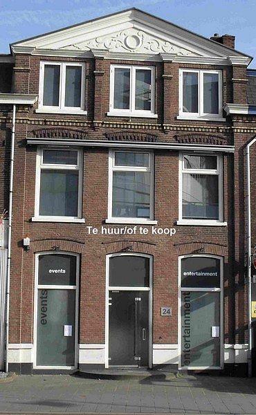 Bedrijfsruimte Hilversum Stationsstraat 24