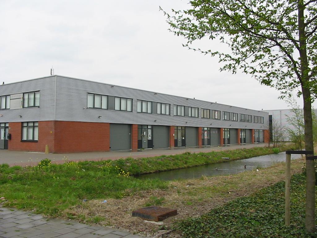 Bedrijfsruimte Gouda Marconistraat 46
