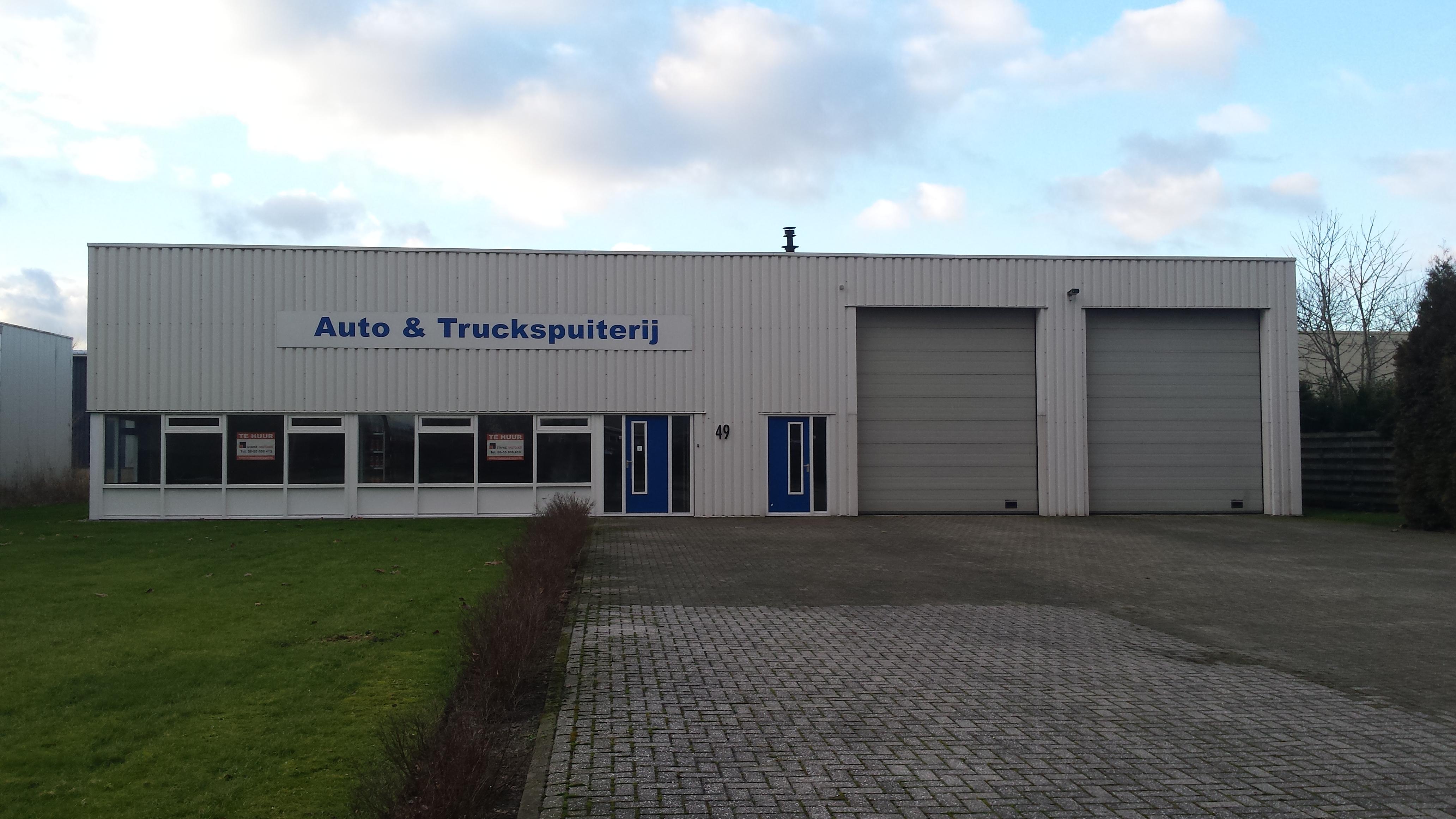 Garage Huren Groningen : Bedrijfsruimte kantoorruimte winkelruimte in groningen te huur en