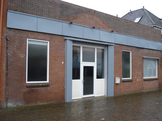 Bedrijfsruimte Enschede J.W.Racerstraat 3