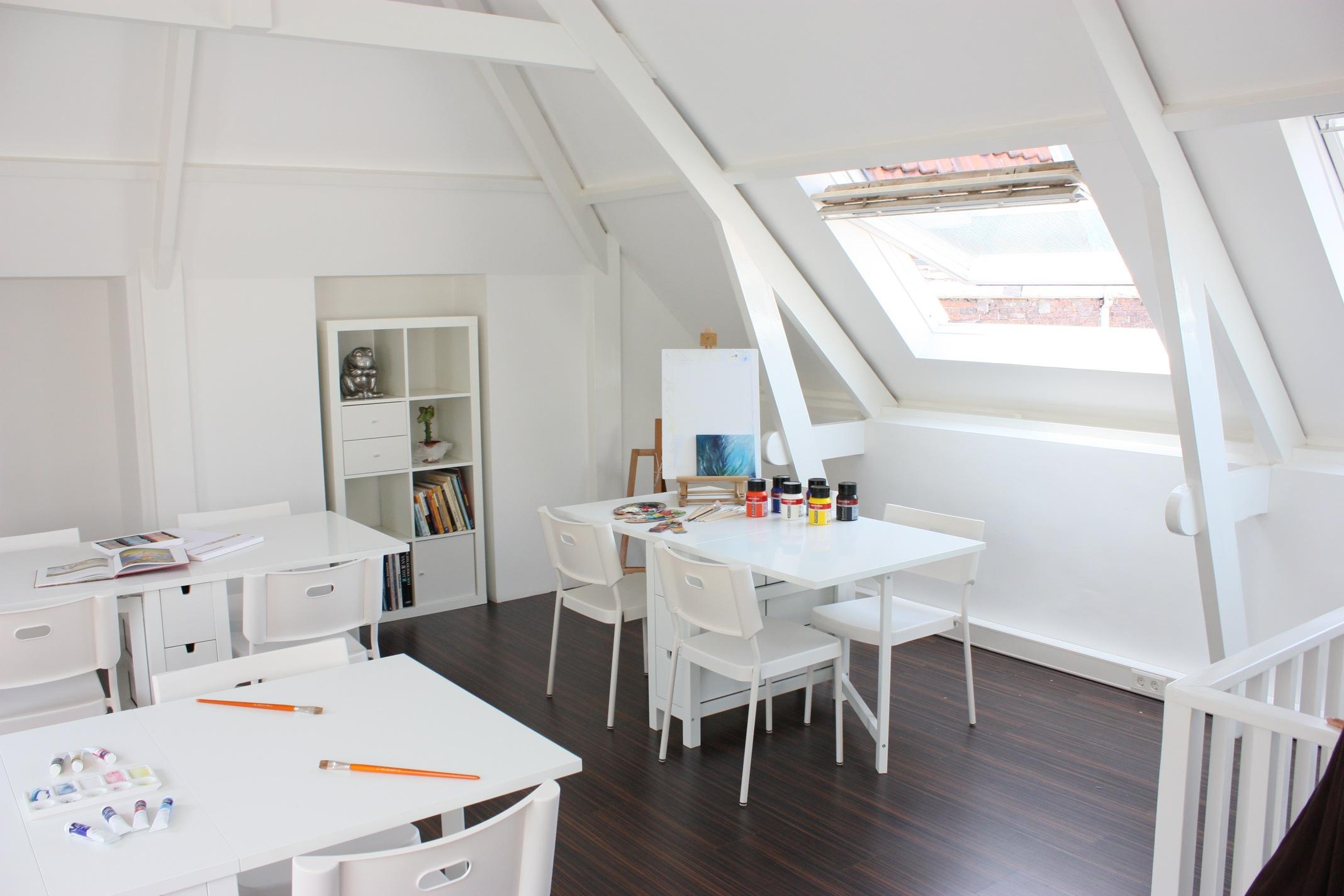 Bedrijfsruimte Haarlem Ridderstraat 33