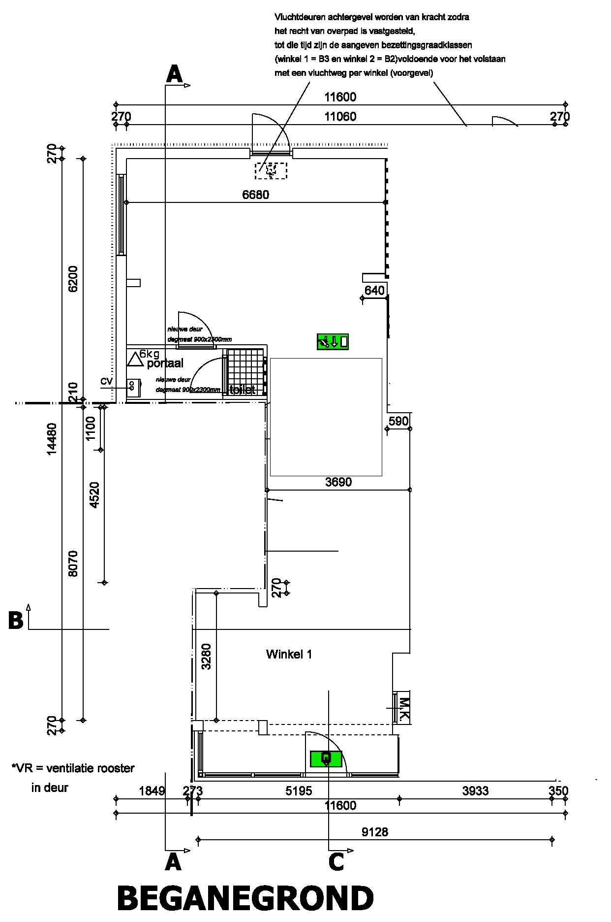 Bedrijfsruimte Drunen Torenstraat 1 A