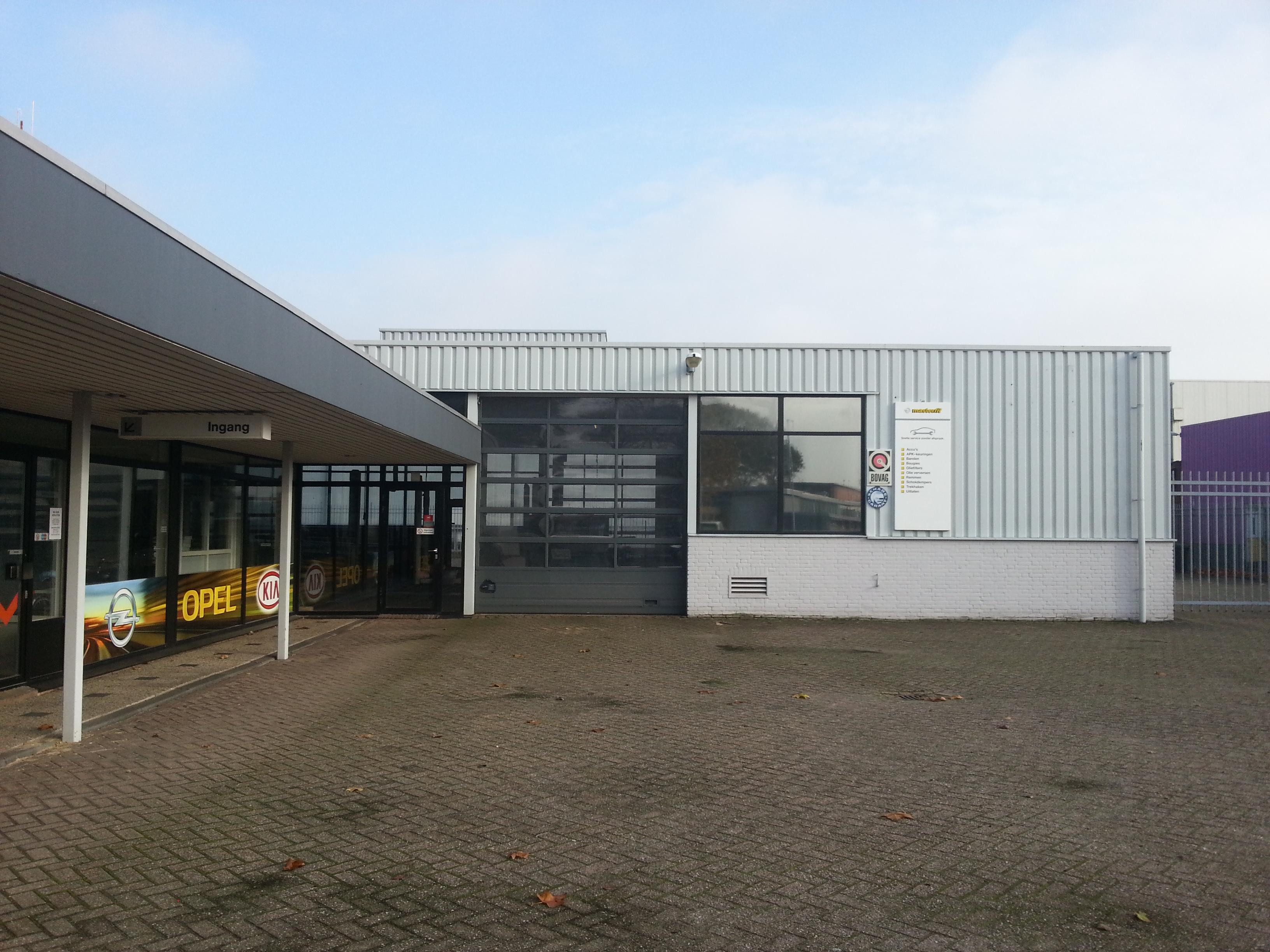 Bedrijfsruimte Boxtel Industrieweg 3