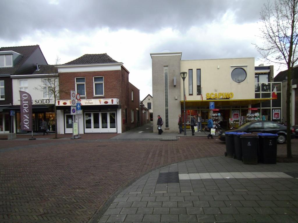Bedrijfsruimte Waalwijk Stationsstraat 71C