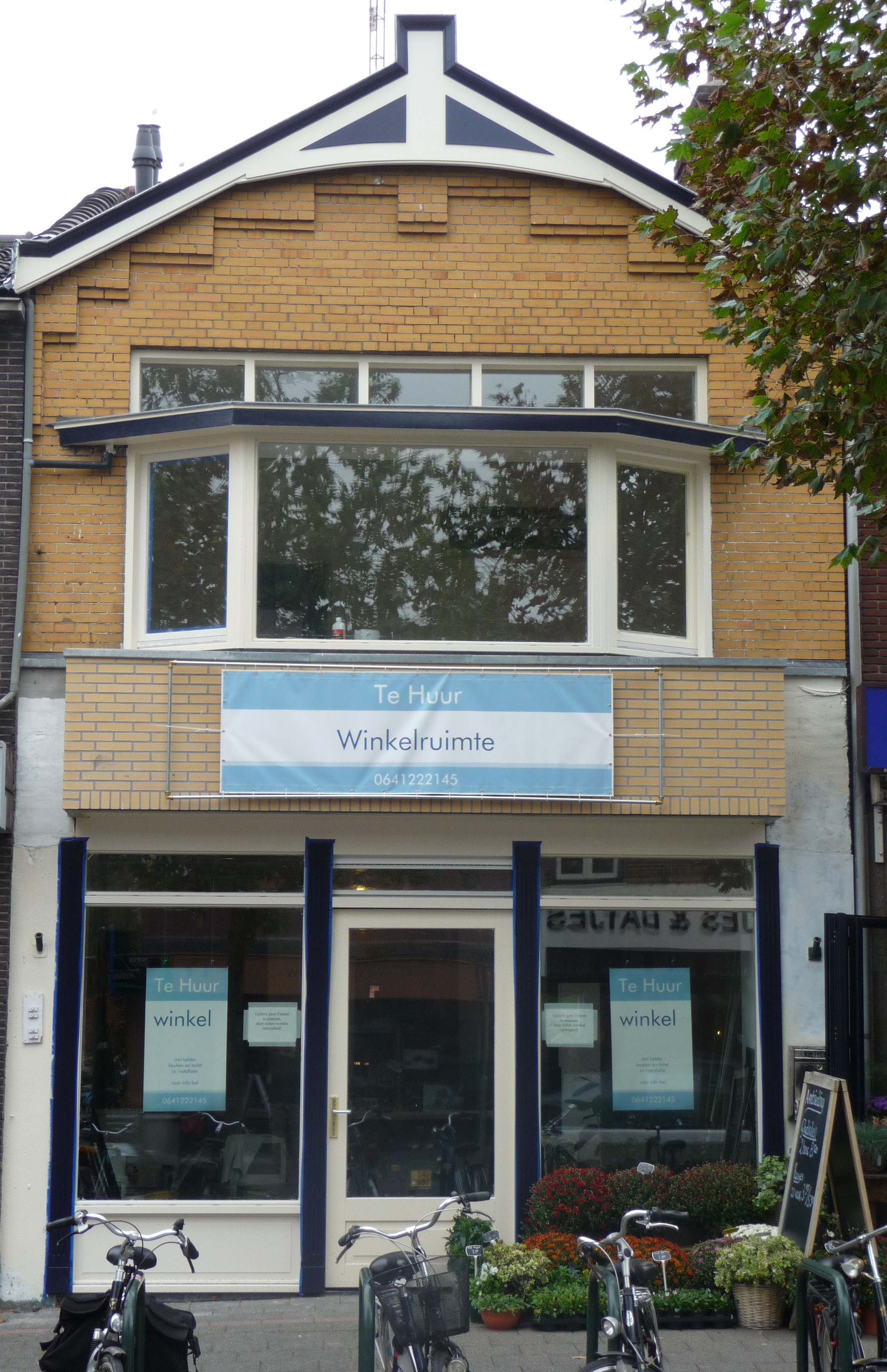 Bedrijfsruimte Hilversum gijsbrecht van amstelstraat 152