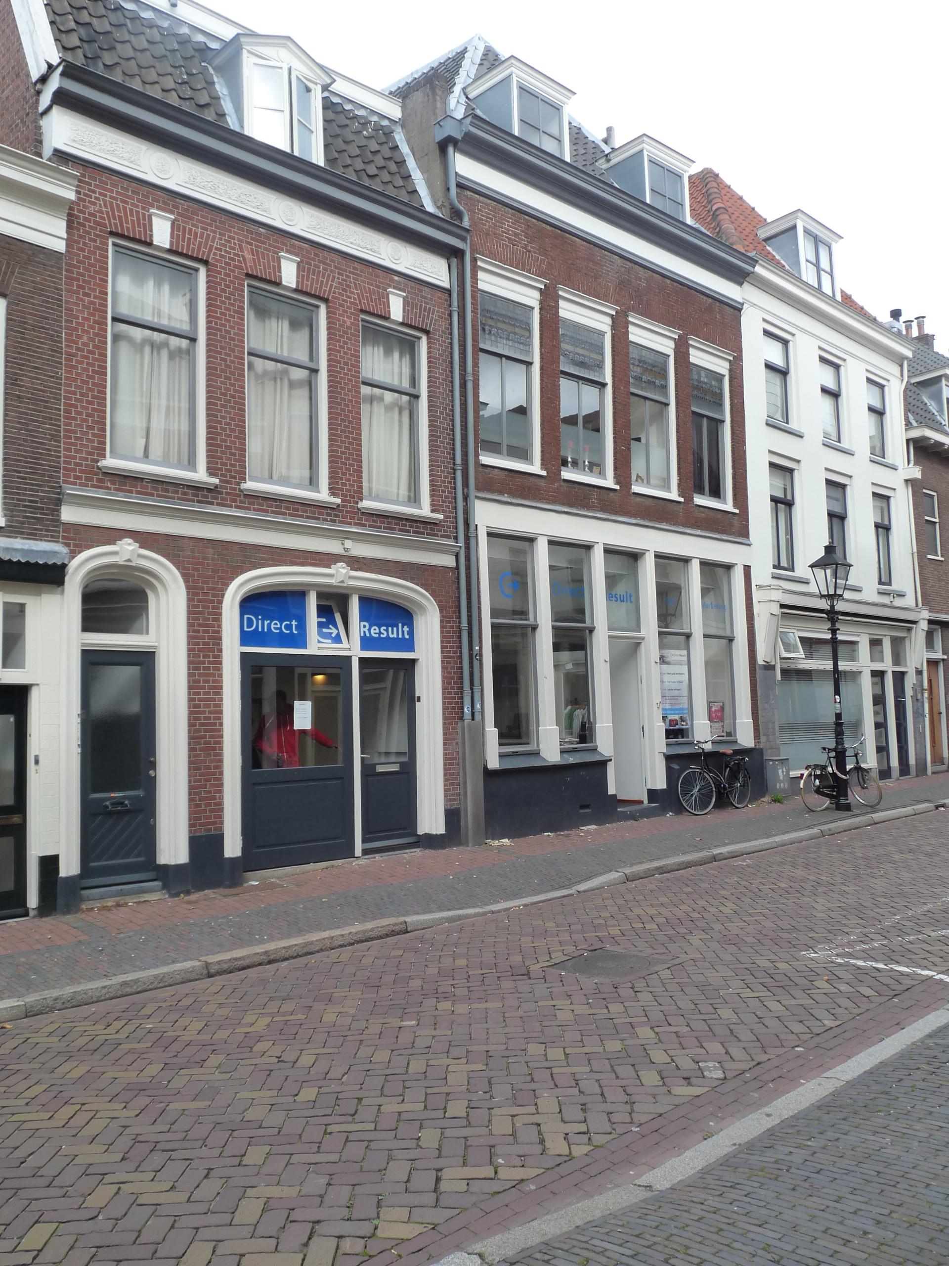 Kantoorruimte Utrecht Lange Smeestraat 13-17