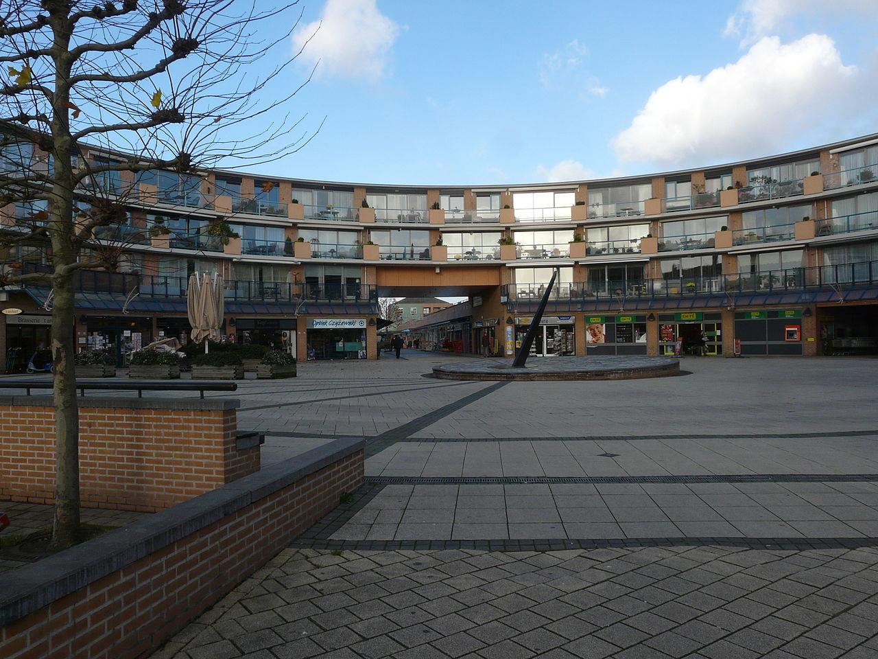 Winkelruimte Breda (Breda, NB) Heksenwiel