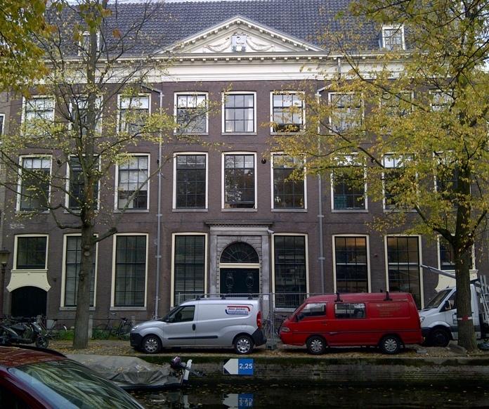 Kantoorruimte Amsterdam Lauriergracht 116