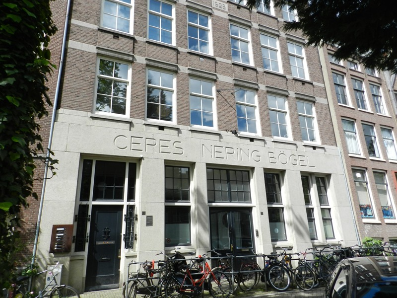 Kantoorruimte Amsterdam Nieuwe Prinsengracht 41