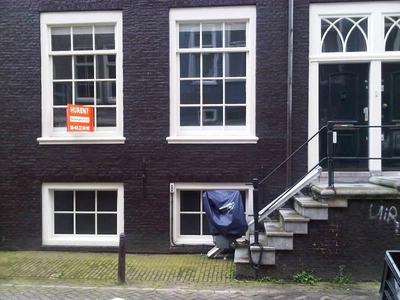 Bedrijfsruimte Amsterdam Eerste Weteringdwarsstraat 4