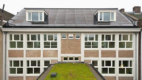 Bedrijfsruimte Amsterdam Kraijenhoffstraat 141A en B